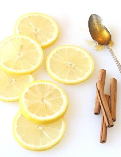 계피와 레몬으로 신진대사 속도를 높이는 5가지 요법