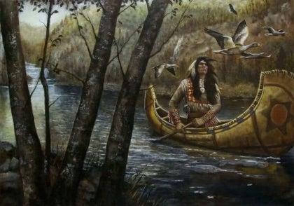 함께하지만 얽매이지 않는다: 관계에 대한 수(Sioux)족의 전설