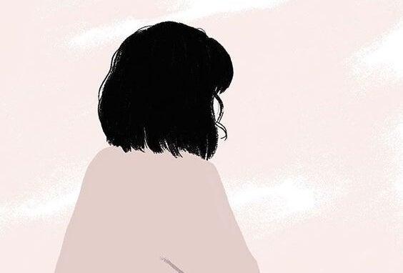 여자의 뒷모습: 자기이해가 더 필요하다는 7가지 신호