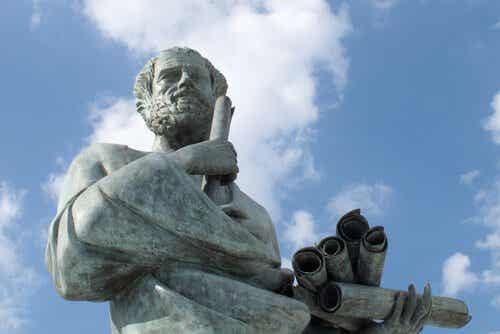 아리스토텔레스의 주옥같은 명언 5가지