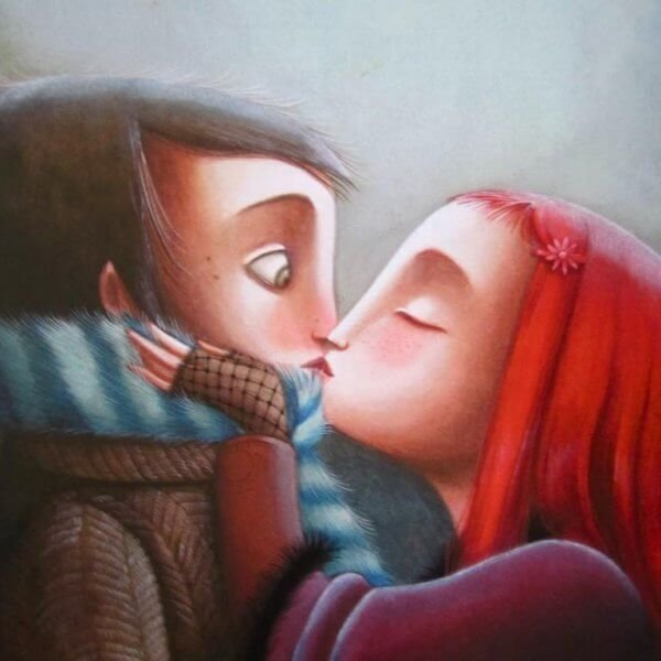 사랑을 보여주는 최고의 방법은 불안전함을 받아주는 것