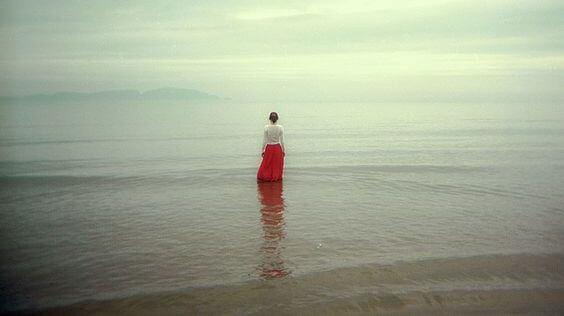 바다 여자: 살아남기 위해서 차가워진다