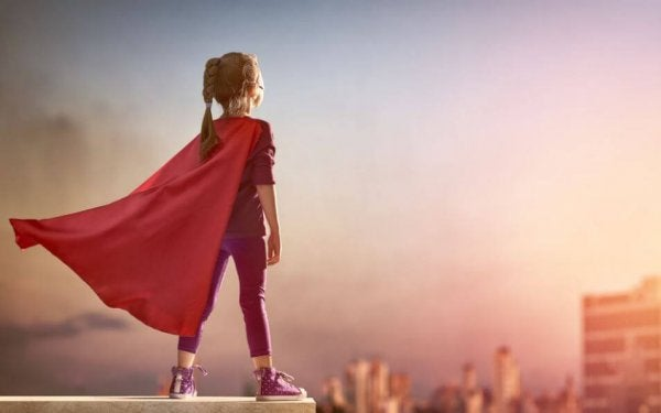 여자 아이들을 완벽한 여인이 아닌, 용감한 여인으로 키우면 어떨까?