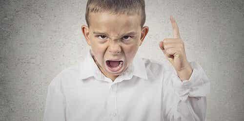 소황제 증후군: 어린이 폭군