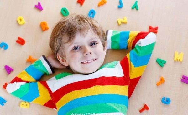 아이들이 최고가 될 필요는 없다, 필요한 것은 행복이다