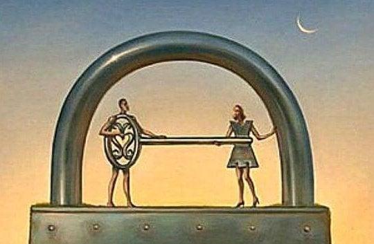 자물쇠 커플