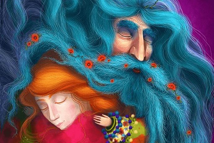 푸른 수염: 부모가 늙으면 아이들이 부모가 된다