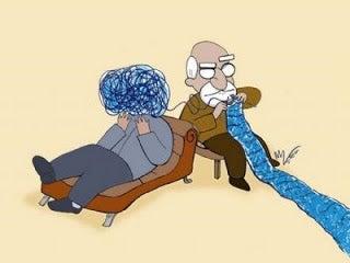심리학자를 만난다고 미친 게 아니다