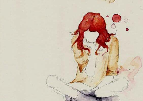 얼굴 없는 빨간머리