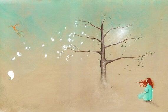 나무: 가까이 있는 위선보다는 멀리 있는 솔직함이 좋다