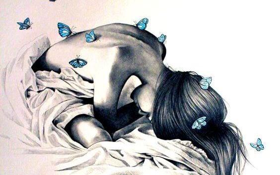 등에 나비있는 여인: 사회가 이해하지 못하는 섬유근육통