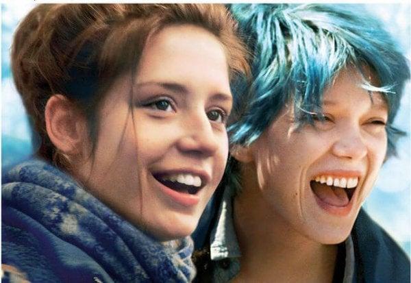 가장 따뜻한 색, 블루: 사랑의 양면에 대한 영화