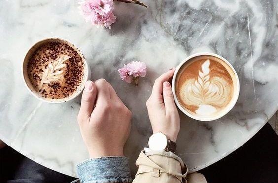 커피 데이트