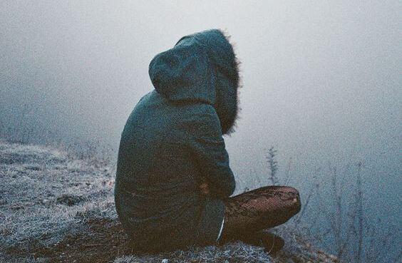 외로운 소녀