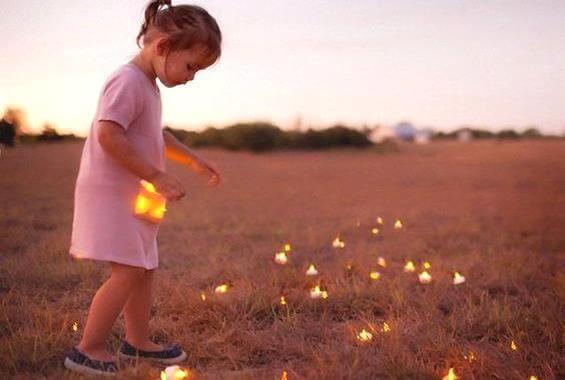 땅에서 빛 줍는 소녀: 자기애를 가르치지 않는 교육