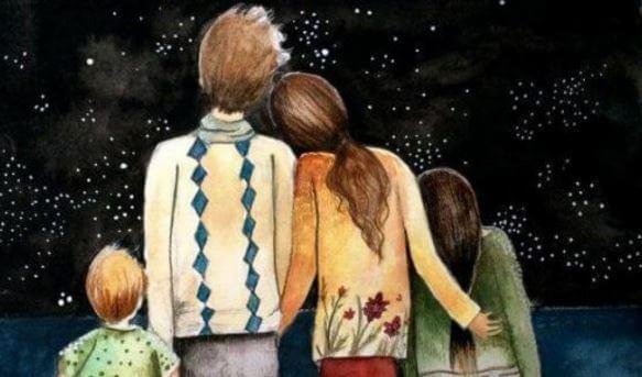 가족은 마음의 고향이다