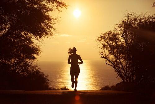 달리기는 명상의 완벽한 한 형태