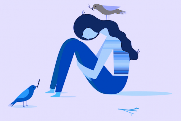 우울증을 극복하기 위한 5가지 방법