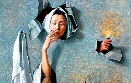 흡연이라는 습관 뒤에 숨어 있는 것