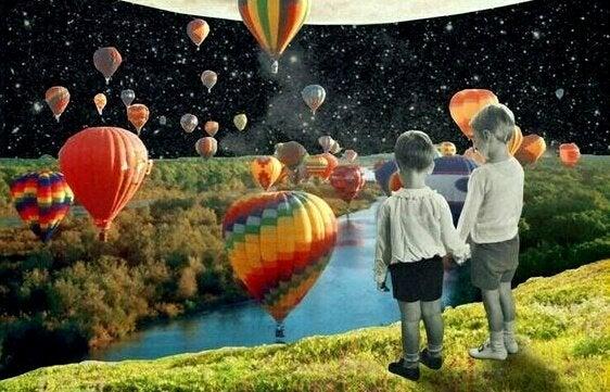 행복을 위해 예상하지 못한 일을 위한 공간을 마련해야 한다