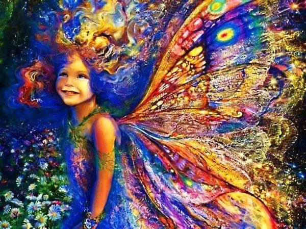 다채로운 여자