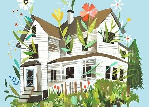 내 자신의 소리를 듣고 새로운 사람이 된다: 내 마음은 나의 집