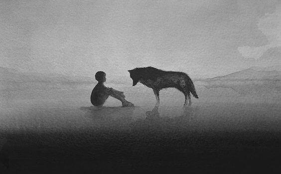 아이와 늑대: 어둠 없는 빛 없고, 악 없는 선 없다