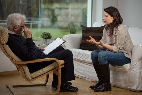 심리학자와의 첫 만남
