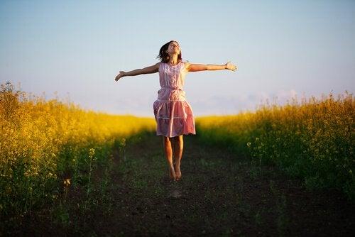 행복하다는 것이 최고가 되는 것만을 의미하지는 않는다