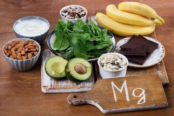 마그네슘 식단