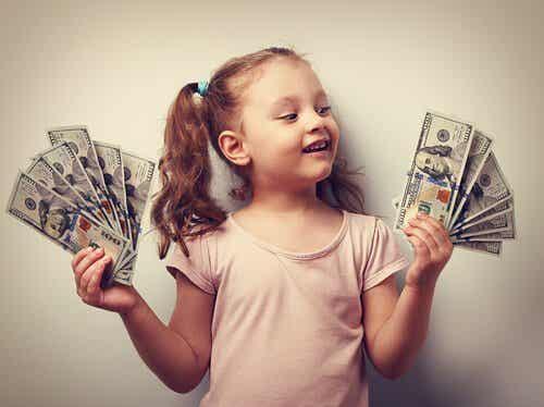부자 아이 증후군: 여러분의 아이들은 어떤가?