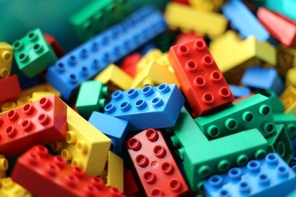 우리가 몰랐던 레고의 심리학적 이점