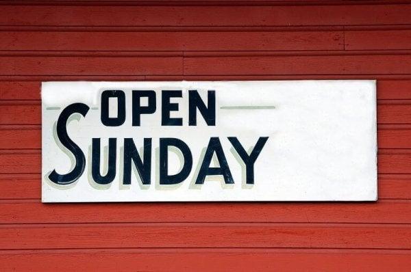 왜 일요일은 그렇게 우울한 걸까?