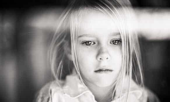 사랑받지 못한 아이의 마음에 생기는 것
