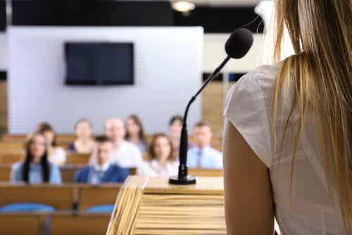 발표에 대한 두려움을 극복하기 위한 3가지 방법