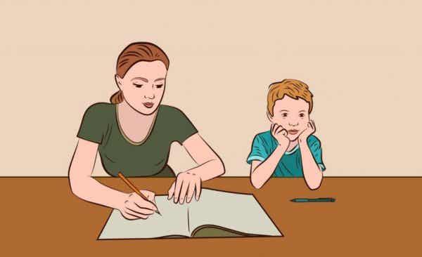 아이의 숙제를 도와달라는 요청에 잘 대응하는 5가지 방법