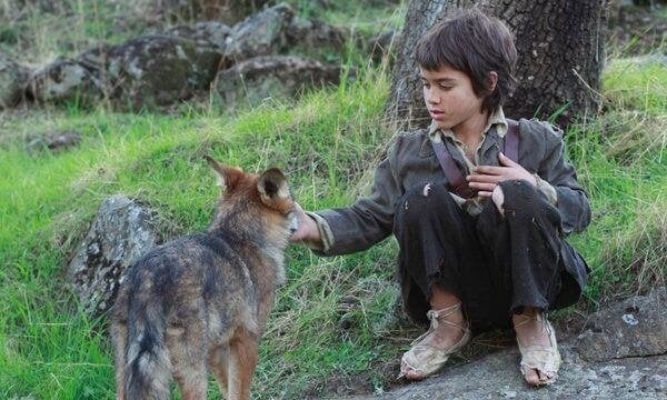 늑대와 함께 산 소년: 야생의 소년 이야기