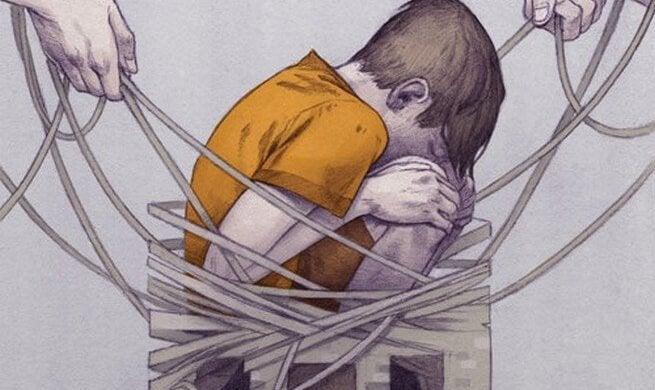 아이를 체벌하는 것이 큰 실수인 이유