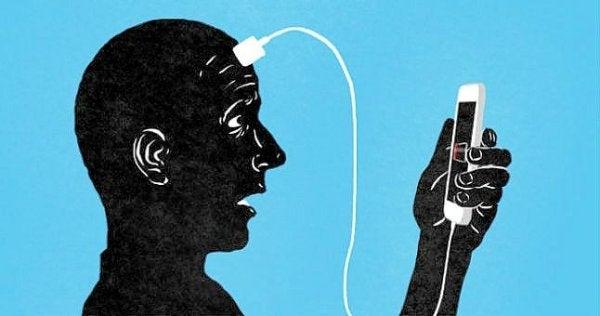 뇌에 침투한 전자 기기