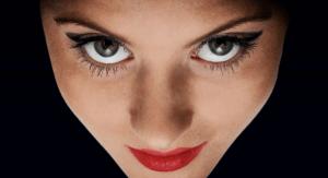여자 눈빛