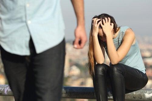 관계 내에서의 질투의 광기