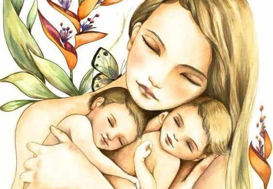 모성(Motherhood): 영혼을 흔드는 지진