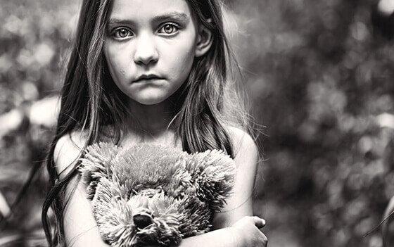 슬픈 소녀