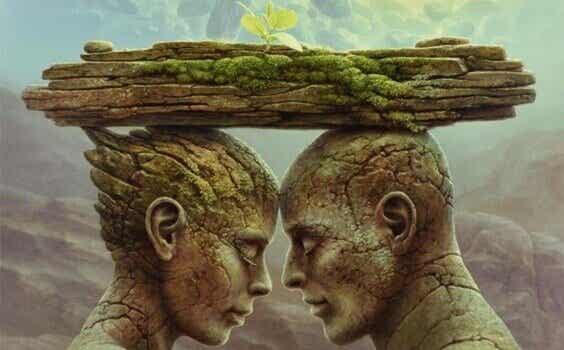 라캉의 거울 단계 이론과 관계를 좌지우지하는 마음의 상처