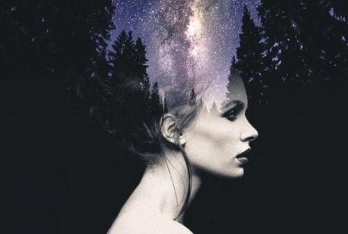 머리 속 우주