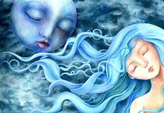 여성과 달