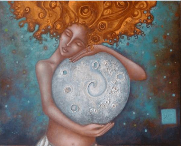 여성과 달: 여성의 주기 알아보기