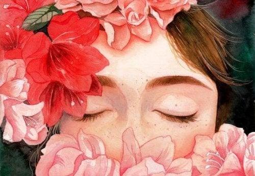 감정을 받아들이기: 행복을 향한 첫 걸음