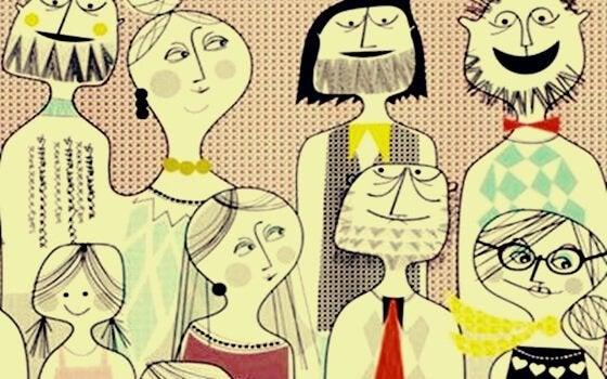 다채로운 가족: 가족 상봉