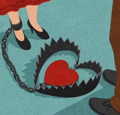 상호 의존이 의미하는 감정적 사슬